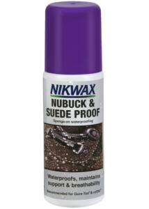 NIKWAX NUBUCK & SUEDE 125 ML