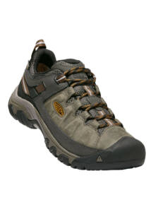 KEEN TARGHEE III WP BLACK OLIVE/GOLDEN BROWN