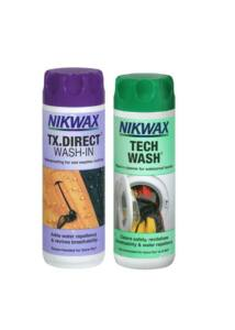 NIKWAX TWIN TECH WASH/TX.DIRECT WASH IN 300 ML |  |