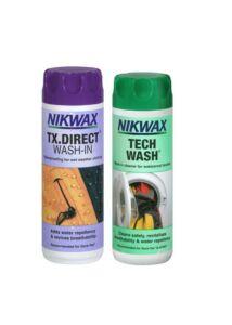 NIKWAX TWIN TECH WASH/TX.DIRECT WASH IN 300 ML     