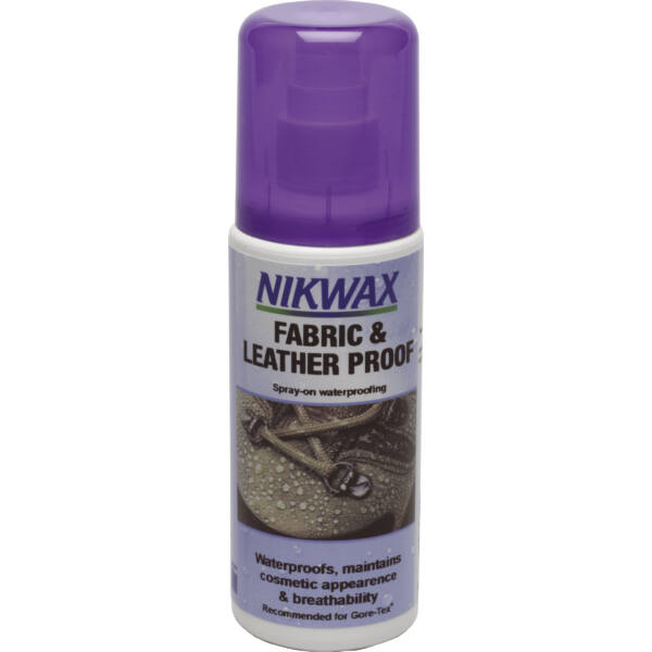NIKWAX FABRIC & LEATHER SPRAY 125 ML |  |