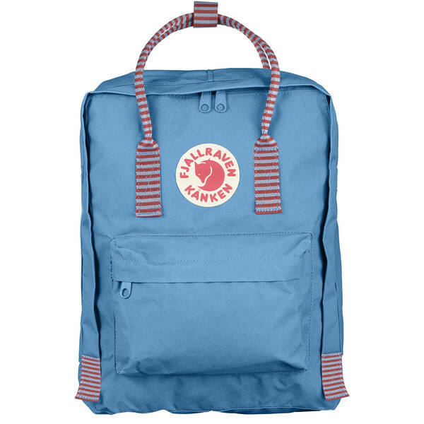 FJÄLLRÄVEN KÄNKEN HÁTIZSÁK 16L AIR BLUE STRIPED