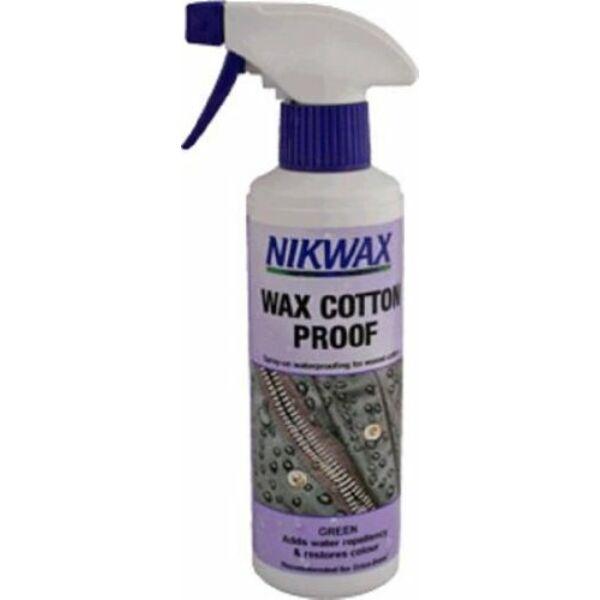NIKWAX WAX COTTON PROOF 300ML SPRAY